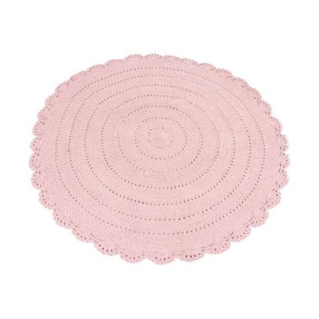 Kidsdepot vloerkleed Roundy roze