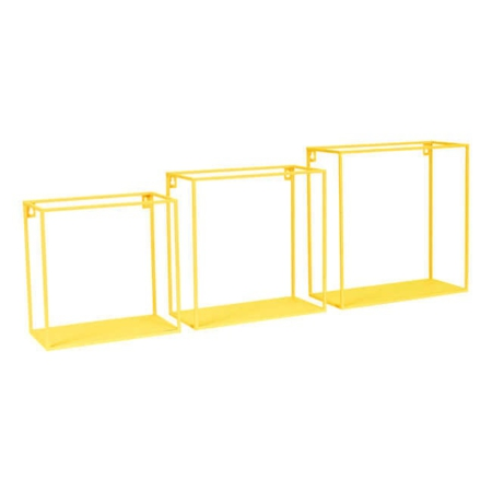 Kidsdepot wandrek Wire box Yellow