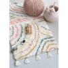 Kidsdepot vloerkleed Berber pastel sfeer