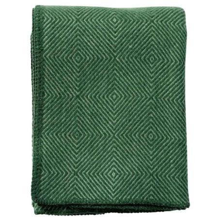 Klippan plaid Nova green