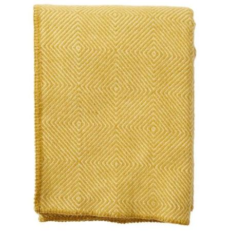 Klippan plaid Nova yellow