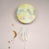 Hartendief muurstickers sterren en maan sfeer2