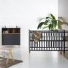 Quax 2 delige babykamer Loft antracite