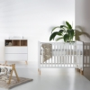 Quax 2 delige babykamer Loft white