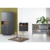 Quax 3 delige babykamer Loft antracite