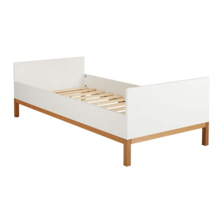 Quax Indigo bed 90 x 200 White