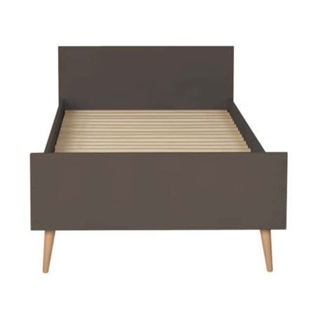 Quax bed 90 x 200 Cocoon Moss2
