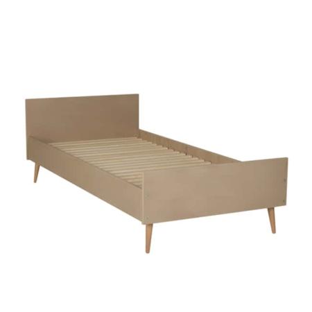 Quax bed 90 x 200 Latte