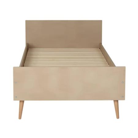 Quax bed 90 x 200 Latte1