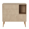 Quax commode Cocoon Naturel Oak