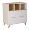 Quax commode Loft White1