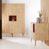 Quax kast en commode Cocoon Naturel Oak
