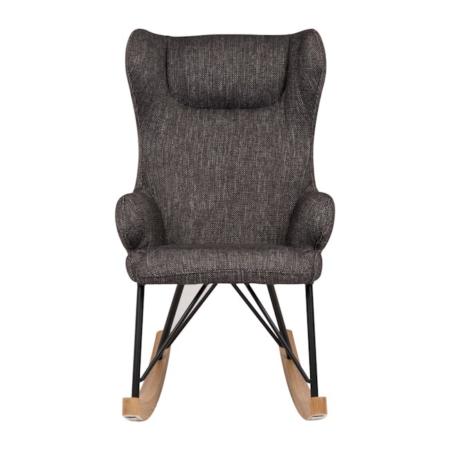 Quax schommelstoel voor kinderen black1