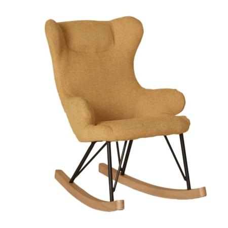 Quax schommelstoel voor kinderen saffran