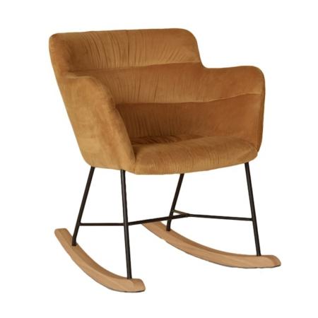 Quax schommelstoel voor volwassenen Gold