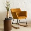 Quax schommelstoel voor volwassenen Gold sfeer