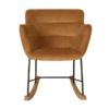 Quax schommelstoel voor volwassenen Gold1