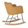 Quax schommelstoel voor volwassenen Gold2