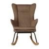 Rocking Adult Chair De Luxe Latte1