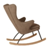 Rocking Adult Chair De Luxe Latte2