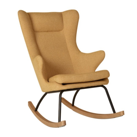 Rocking Adult Chair De Luxe Saffran