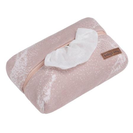 Baby's Only billendoekjeshoes Marble oud roze