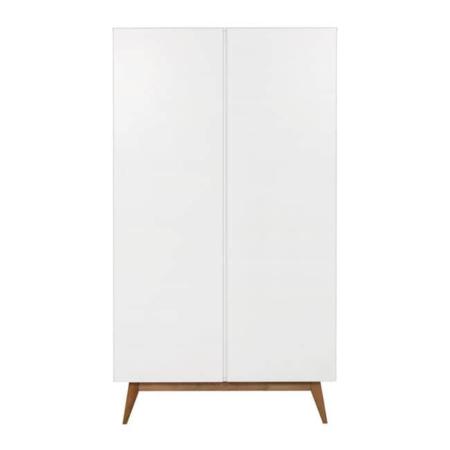 Quax Trendy 2 deurskast White