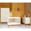 Quax Trendy 3 delige babykamer White sfeer