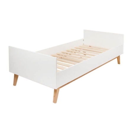 Quax Trendy bed 90 x 200 White