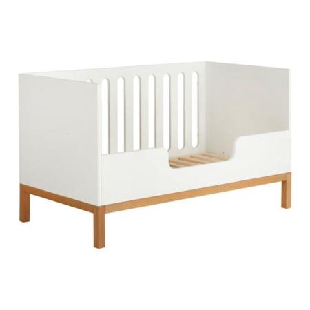 Quax bedrail 140 x 70 Indigo White