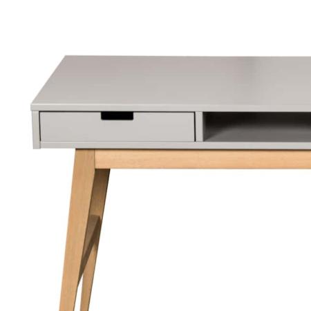 Quax trendy lade voor bureau of nachtkastje griffin grey
