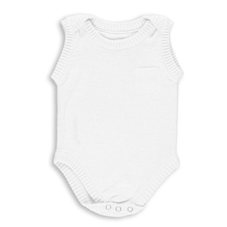 Baby's Only rompertje Newborn wit