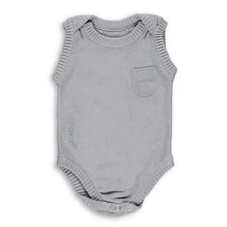 Baby's Only rompertje Newborn grijs