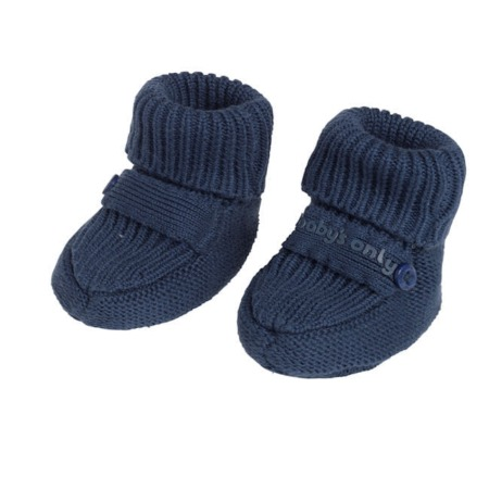 Baby's Only slofjes Newborn Knit Jeans