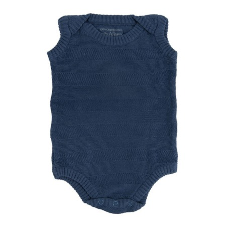 Baby's Only rompertje Streep Jeans