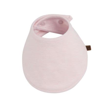 Baby's Only bandana slab Melange classic roze