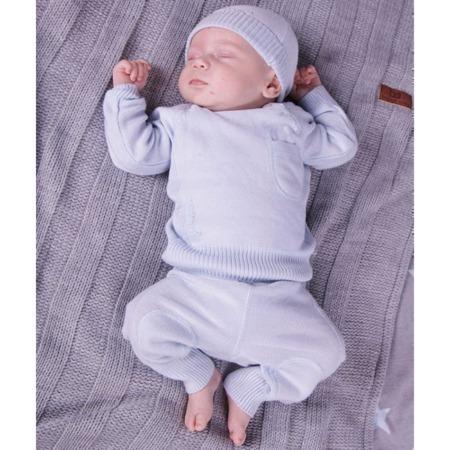 Baby's Only Newborn truitje broekje mutsje blauw