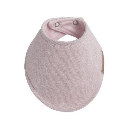Baby's Only bandana slab Sparkle zilver roze