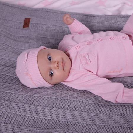 Baby's Only mutsje Newborn roze sfeer