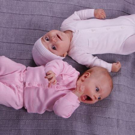 Baby's Only mutsje Newborn wit sfeer