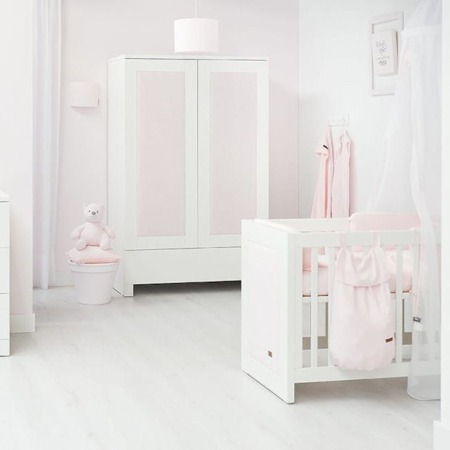 Baby's Only muurverf classic roze sfeer