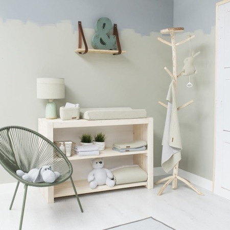 Baby's Only muurverf olive sfeer1