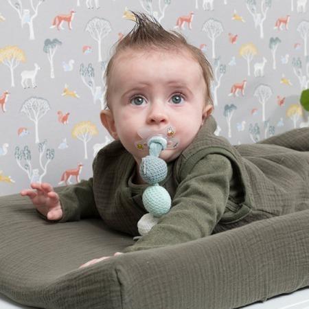 Baby's Only speenkoord stonegreen sfeer1