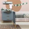 Bopita 2 delige babykamer Emma sfeer