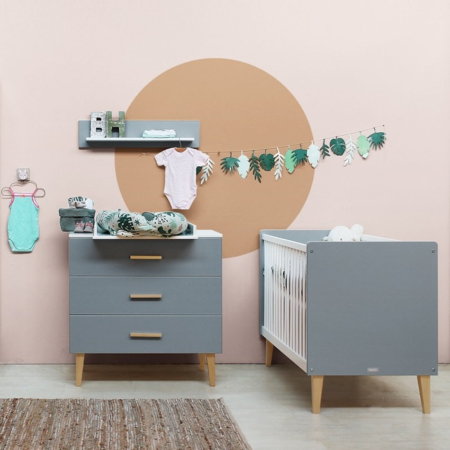 Bopita 2 delige babykamer Emma sfeer1