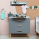 Bopita Emma commode en wandrek sfeer