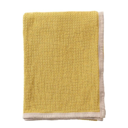 Klippan plaid Decor Mustard