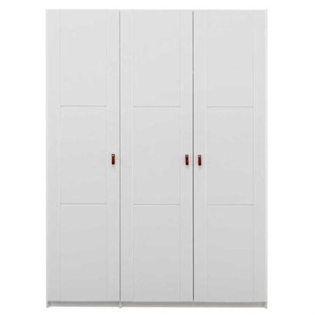 Lifetime 3 deurskast wit