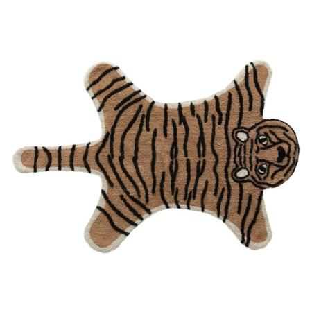 Lifetime vloerkleed wild life tiger