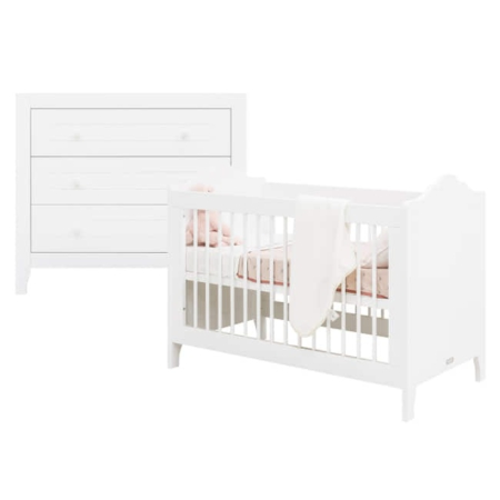 Bopita 2 delige babykamer Evi